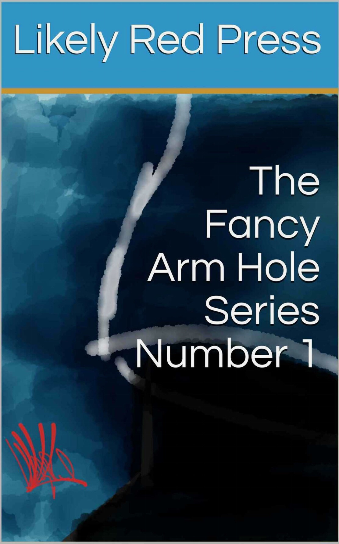 Blue ebook cover image of arm through sleeve